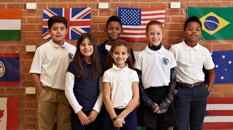 Dallas schoolchildren