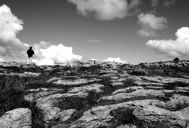 Passeggiata tra le rocce di Andrea F