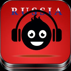 Russia radio on air