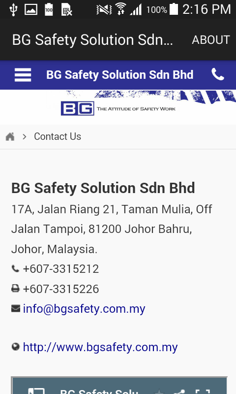 Android apps on google play for E bathroom solution sdn bhd