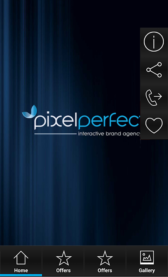 Pixel Perfect Interactive- screenshot