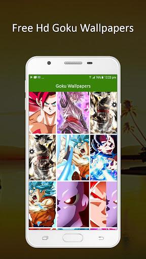 Goku Wallpaper - Ultra Instinct Art 1.0.5 screenshots 4