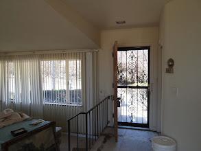 Photo: Front Door (before)