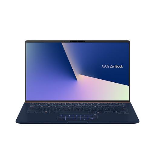 Máy tính xách tay/ Laptop Asus Zenbook UX433FN-A6125T (i5-8265U) (Xanh)