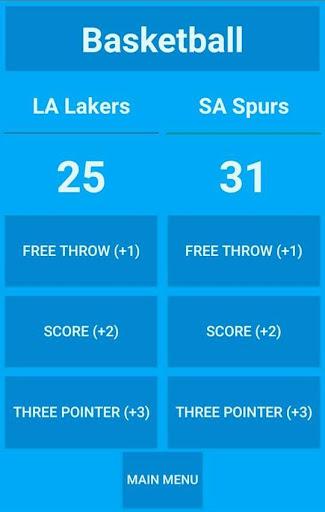Score Counter  screenshots 2