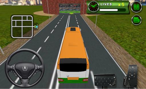 Cricket Cup Bus 1.8 screenshots 15