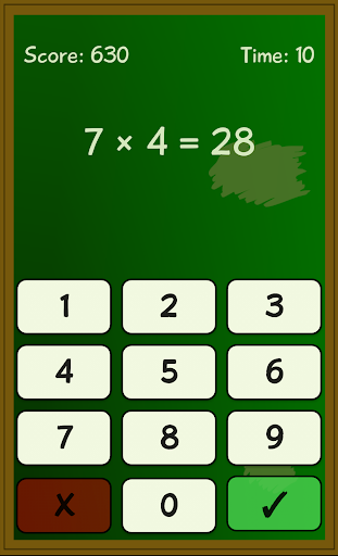 Calc Fast app for Android screenshot