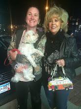 Photo: mY BUDDY mRS dIANE eLLIOTT AND HER DAUGHTER Stephanie ---HUH!! CAP LOC!!!! 2015