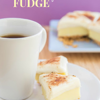 Lemon Meringue Pie Fudge.