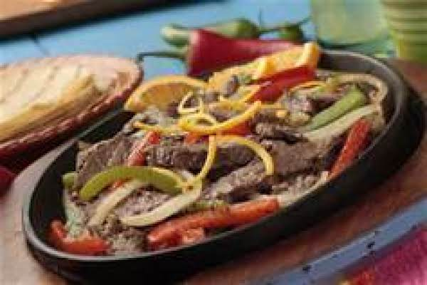 Fajitas By Sallye Recipe