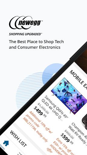Newegg Mobile 5.2.0 screenshots 1