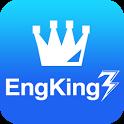 英文單字王3 EngKing - 背單字的最佳利器 icon