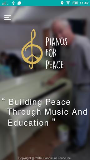 玩免費遊戲APP|下載Pianos For Peace app不用錢|硬是要APP