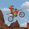 Moto XM hill climb - Amazing race icon