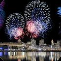 Fireworks HD Live Wallpaper icon
