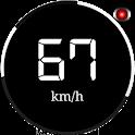 Accurate Speedometer - Digital HUD GPS Speed Meter icon