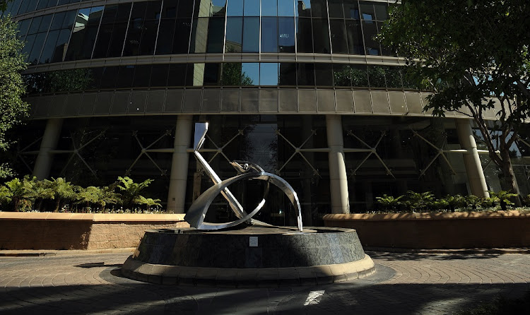 The Johannesburg Stock Exchange, in Sandton, Johannesburg.   File picture: ROBERT TSHABALALA