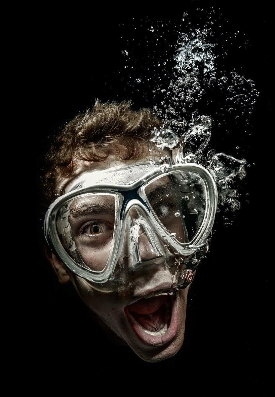 El medio ambiente acuático y la fotografía se fusionan para captar estas sorprendentes imágenes