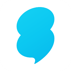 Send fun video messages to friends on SNOW! APK Icon