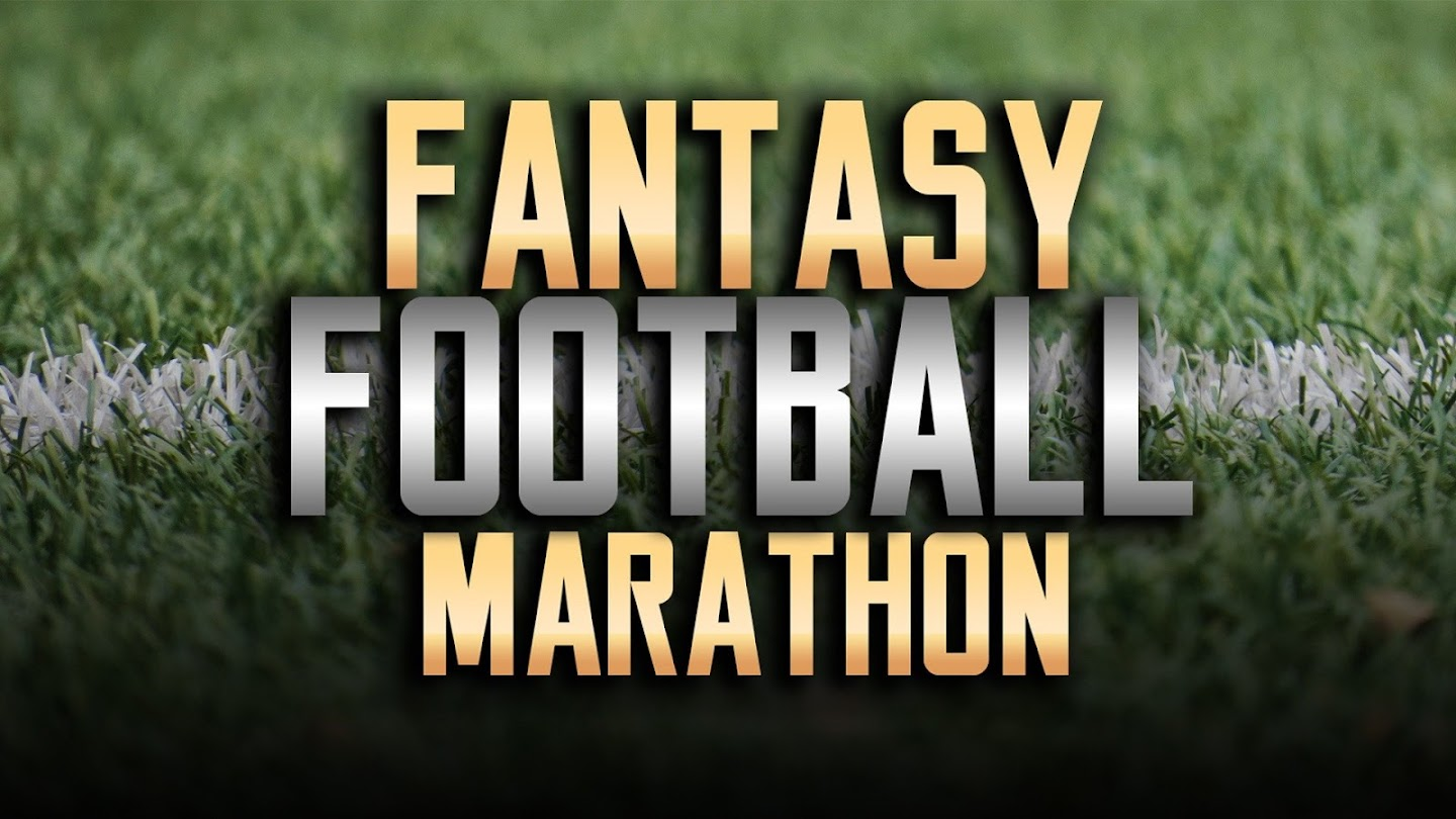 Watch Fantasy Football Marathon live