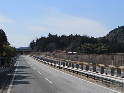 広島電鉄「グランドアロー」普通便 29696 中国自動車道走行中 その1