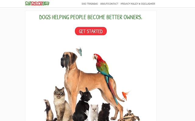Pet Parent Life Dog Training