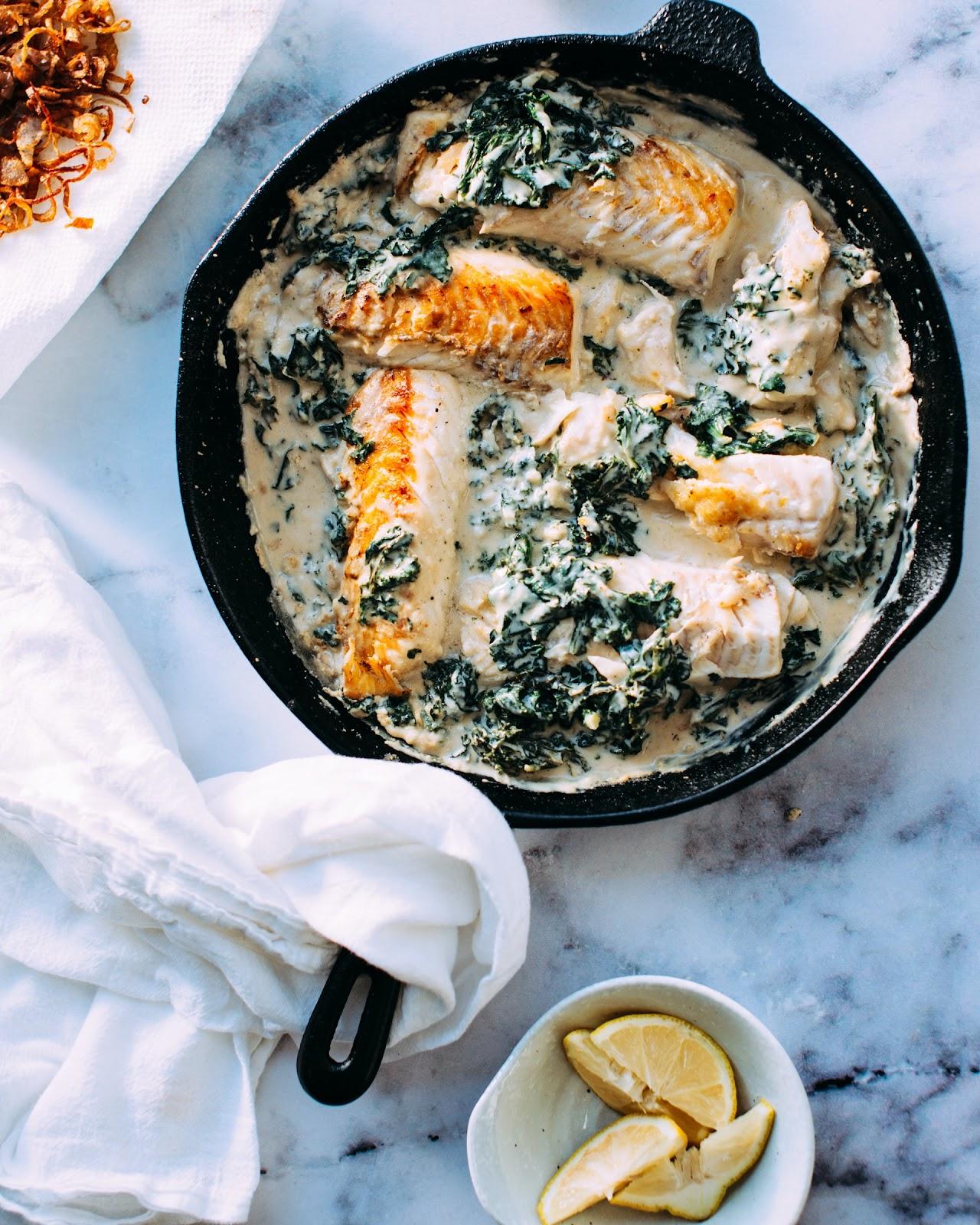 Kann ich gefrorenen Lachs braten?