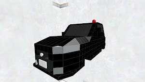 210系クラウン覆面パトカー(仮)
