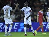 Thiam n'affrontera pas le Sporting d'Anderlecht