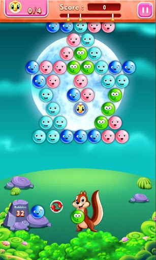 Bubble Shooter : Save The Birds android2mod screenshots 8