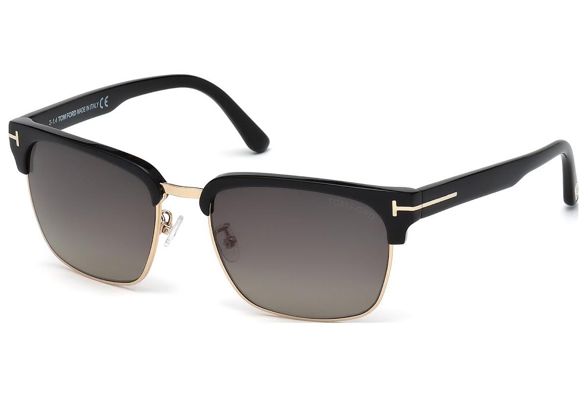 Tom Ford River FT0367 01D 57 Sunglasses