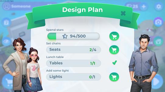 My Design MOD 1.3 (Unlimited Money) APK 3