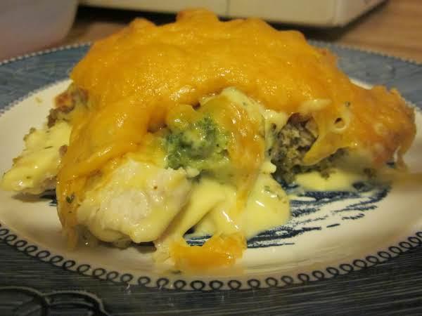 Curry Chicken & Broccoli Casserole Recipe