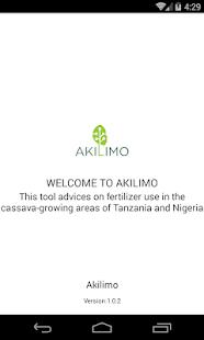 App Akilimo - IITA APK for Windows Phone