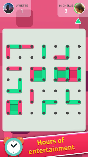Dots and Boxes Online Multiplayer screenshot 2