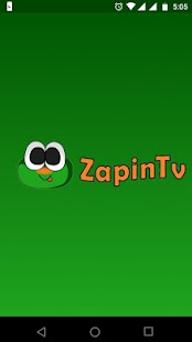 Zapin Tv Screenshot