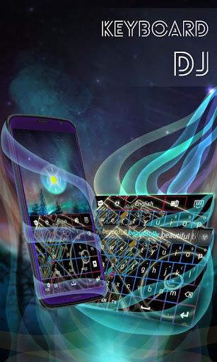 無料个人化AppのDJ用キーボードのテーマ|記事Game