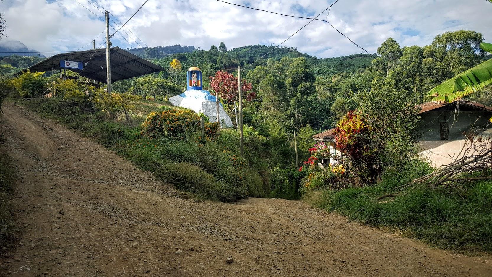 Serranias jardin antioquia for Antioquia jardin