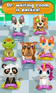 Newborn Pet Baby Doctor Free - náhled