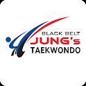 BLACK BELT TAEKWONDO icon