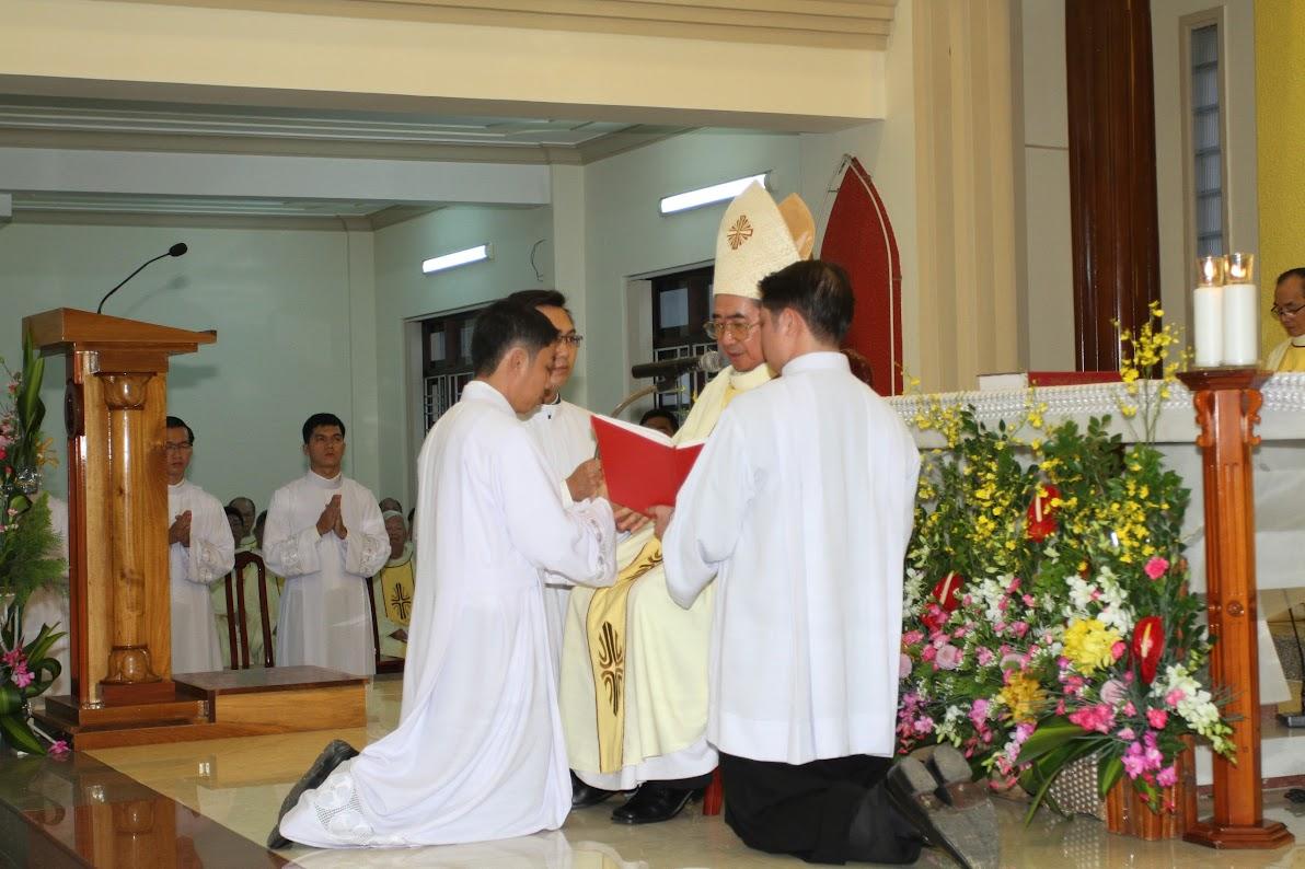 Lễ Phong Chức Phó Tế tại Toà Giám Mục Nha Trang - Ảnh minh hoạ 11