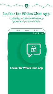 Locker for Whats Chat App – Secure Private Chat App Download For Android 1