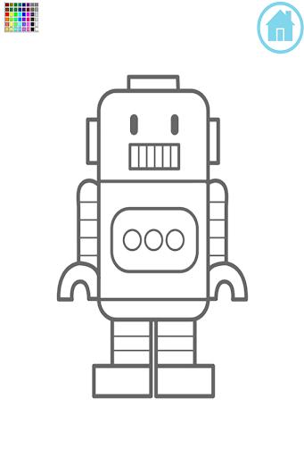 Robots Colors