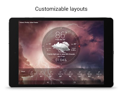 Download Weather Live Free For PC Windows and Mac apk screenshot 17
