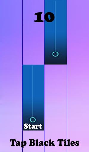 Dj Akimilaku Tik Tok Piano Tiles 8.0 screenshots 2