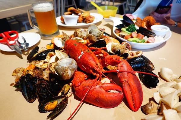 Big Pier 大碼頭美式手抓海鮮餐廳