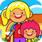 My Pretend Daycare - Kids Babysitter Games Free icon