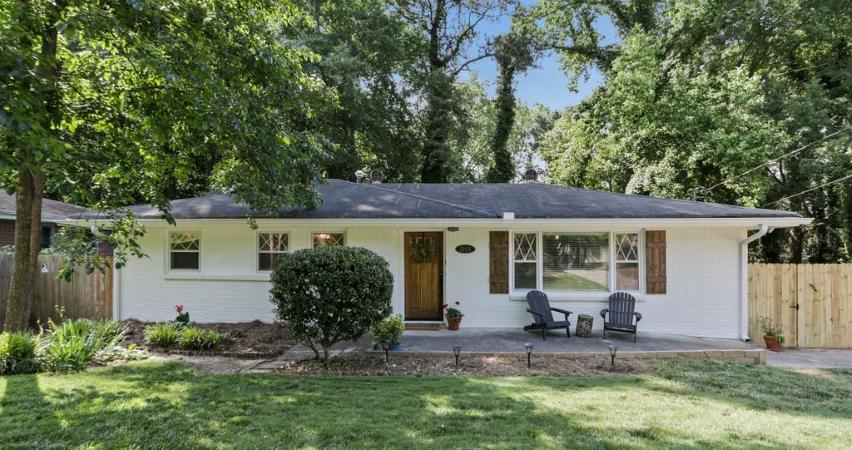 Home in Drew Valley, Brookhaven, GA