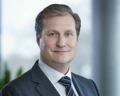 Michael Kaae, Regional Vice President Europe, Motorola Solutions.