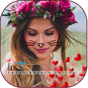 Cool Stickers for Snapchat -Snappy Face Edit 2019